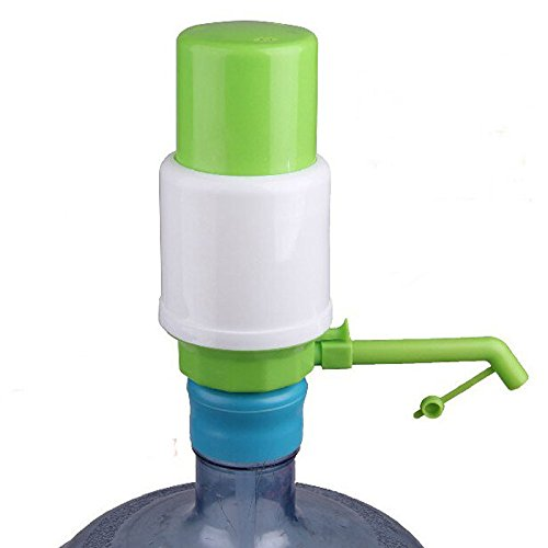 DZT1968 5 Gallon Bottled Drinking Water Hand Press Manual Pump Dispenser New