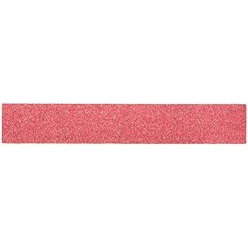 3M Red Abrasive Stikit Sheet, 01680, 40, 2-3/4 in x 16 1/2 in, 25 sheets per carton