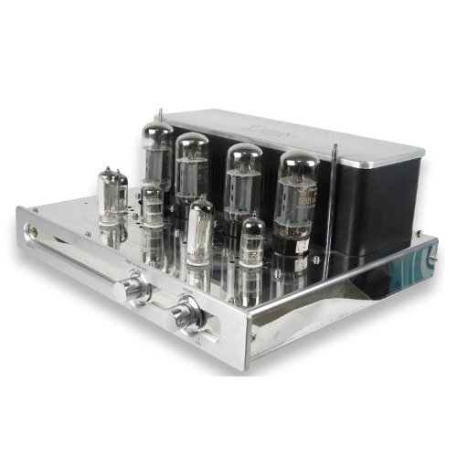 YAQIN MC-5881A Vacuum Tube HI-FI 5881A x4 INTEGRATED AMPLIFIER YAQIN