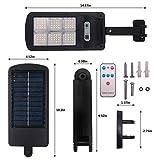 Solar Street Lights Outdoor Remote Control Solar