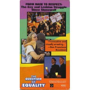 Amazon com: The Question of Equality - Box Set [VHS]: Jane C