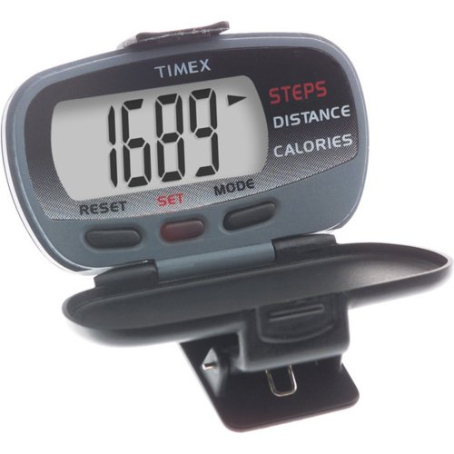Digital Step Counter - Timex T5E011 Digital Pedometer