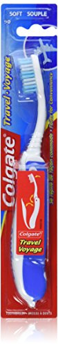 Colgate Value Travel Toothbrush, Soft,
