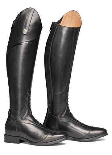 Mountain Sovereign las botas altas de caballo Rider - se puede elegir de gran tamaño y color! negro