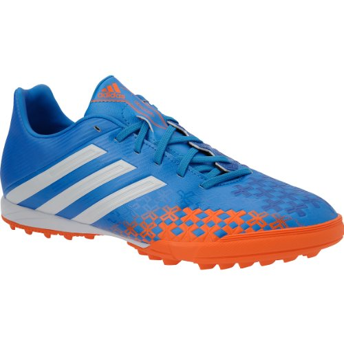 423948aebae Adidas Predator Absolado LZ TRX TF Soccer Shoes - Blue White Orange (Men) -  12