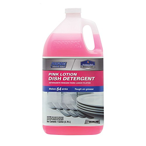 Members Mark Commercial Pink Lotion Dish Detergent (1 gal...
