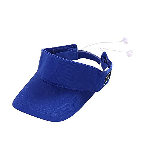 (HYIRI Outdoor Bluetooth Hat Summer Hat Stereo Talk Music Headphones)