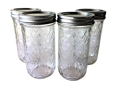 jelly jar glasses - 8