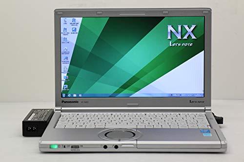 熱販売 【中古 4010U Core】 Panasonic CF-NX3RDJCS Core i3 i3 4010U 1.7GHz/4GB/320GB/12.1W/WXGA++(1600x900)/Win7 B07RKGKBNJ, ペットトレジャー:ba0445ab --- arianechie.dominiotemporario.com