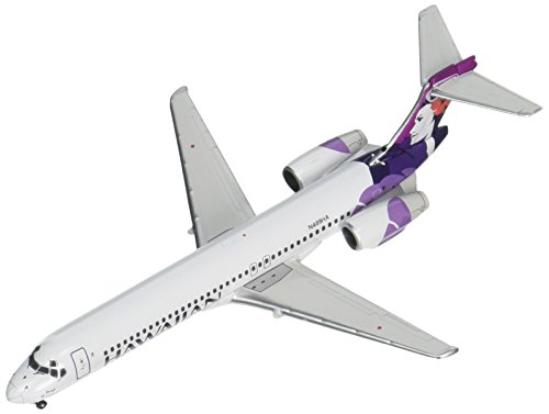 GeminiJets Hawaiian 717 Airplane Model (1:400 Scale) (Hawaiian Airlines Model compare prices)