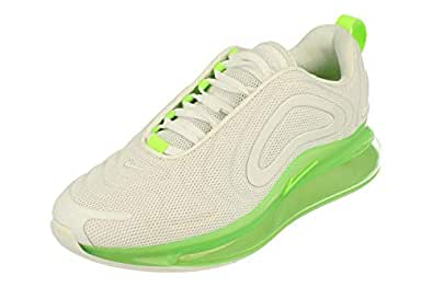 Nike Air Max 720 Womens Running Trainers AR9293 Sneakers Shoes (UK 4 US 6.5 EU 37.5, White Summit White 104) 104