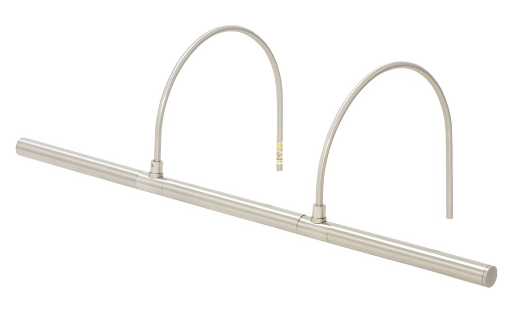 Advent Profile 25'' Wide Satin Nickel LED Picture Light
