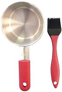 Swiss SGBBB parrilla Brocha para uso alimentario cuenco y al aire libre de pinceles de fibra, Home, Garden, alimentación, Mantenimiento
