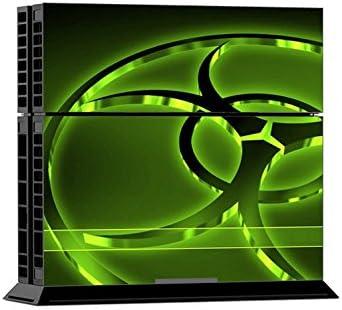 Amazon.com: CSBC Skins Sony PS4 Design Foils Faceplate Set ...