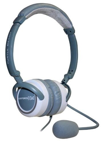 Halo 3 Xbox 360 Headset (Ear Force XLC Stereo Headset with Mic - Xbox)