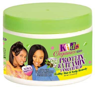 Africas Best Kids Organics Protein Vitamin Remedy 7.5oz