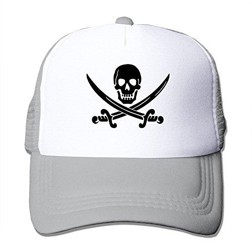 Canoe Crossbones Baseball Hats Caps AshMan/Woman