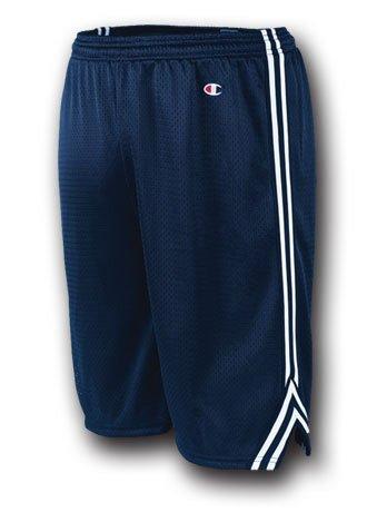 champion mesh shorts white - 4