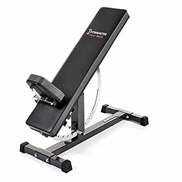 Ironmaster Super Banco Banco de Pesas Regulable: Amazon.es: Deportes y aire libre