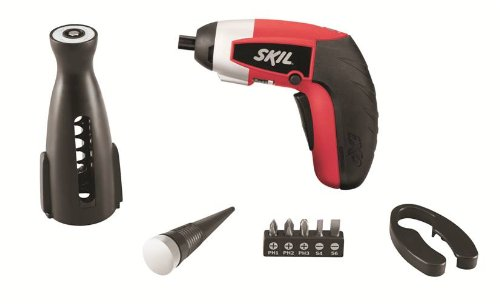 SKIL 2354-10 iXO Vivo Power Screwdriver with Wine Opener (Skil Screws)