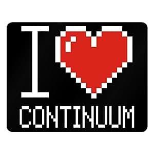 Idakoos I love Continuum pixelated - Instruments - Plastic Acrylic