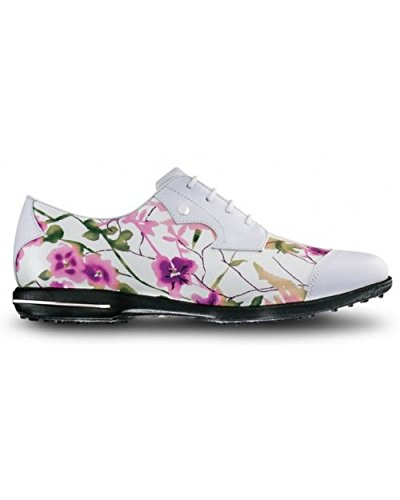 FootJoy Women's Tailored Collection Golf Shoes (7.5, Floral-M) by FootJoy