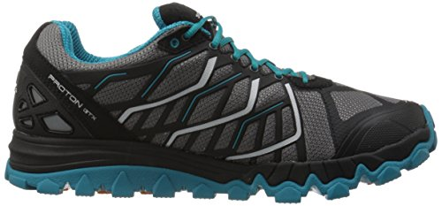 Scarpa-Mens-Proton-Gtx-Trail-running-Shoe-Trail-Runner-GrayAbyss-42-EU9-M-US