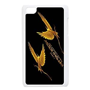 Ipod Touch 4 Phone Case Hungry Games NL3939