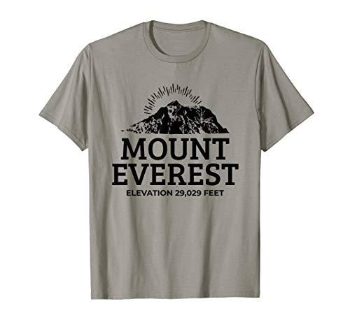 Mount Everest Shirt Rock Climbing Expedition   T-Shirt