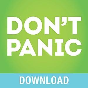 Don't Panic! Speech