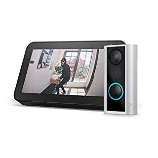 Ring Peephole Cam with Echo Show 5
