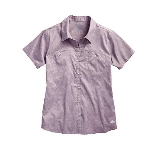 Dickies Women's Short Sleeve Temp-iq Work Shirt