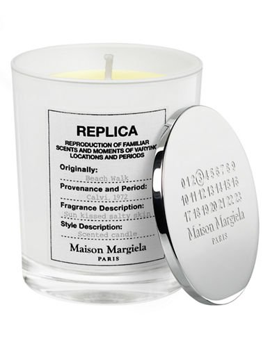 M (1) MAISON MARGIELA 'REPLICA' Beach Walk Scented Candle ()