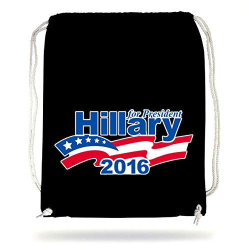 Hillary 2016 Gymsack Black Freak Certificata