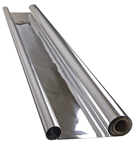 Apollo Horticulture 2 Mil Reflective Mylar Sheet Roll - 4' x 100'
