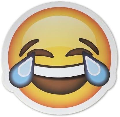 Giant 8 Poo Emoji Sticker