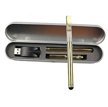 Premium Slimline Gold Pen Vape Kit - for CBD Oil, Hemp Oil
