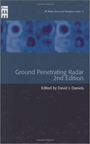 Ground Penetrating Radar (Electromagnetics and Radar): David
