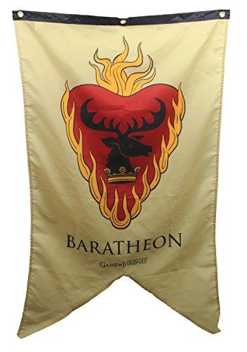 Game Of Thrones Baratheon Family Banner