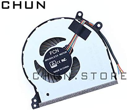 Ventola CPU Chun per Lenovo IdeaPad 310-15ABR 310-15IAP 310-15IKB 310-15ISK DC28000CZF0