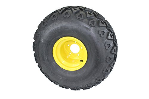 e Gator Rear Wheel and Tire Assy Perfectly Replaces AM143569 M118819 (John Deere Gator Tires)