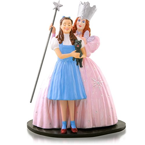 Hallmark There's No Place Like Home - The Wizard of Oz - 2014 Keepsake Ornament]()
