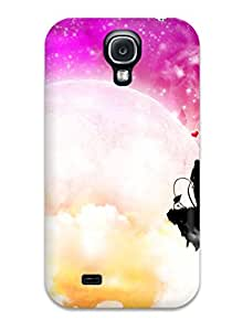 Lennie P. Dallas's Shop New Style Hard Plastic Galaxy S4 Case Back Cover,hot Love Is In The Sky Case At Perfect Diy 7039079K77271777