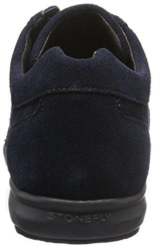 10 Lucky blu Blu navy Stonefly Sneakers 100 Uomo 5qTw6ngx8