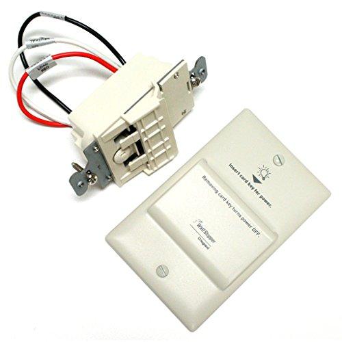 Mdc Card - Watt Stopper 92075 - 120/277 volt Card Key Switch Light (HS-150-LA)