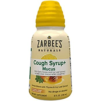 Amazon Com Zarbee S Naturals Adult Cough Syrup Nighttime