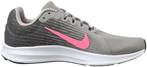 NIKE Grau Downshifter Gunsmoke Atmosphe 004 Pulse Sunset Laufschuhe Damen 8 wPTqPRp
