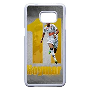 Samsung Galaxy S6 Edge Plus Cell Phone Case White Neymar Plastic Durable Cover Cases NYTY225179