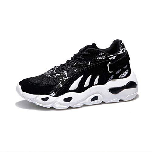 FH Sports Shoes Black Student Shoes Running Women's Versatile Shoes qfrqxFwU