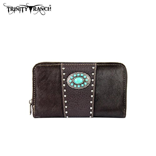 tr17w003-trinity-ranch-cowhide-collection-wallet-coffee